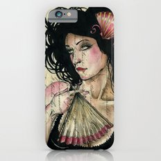 The French Fan iPhone 6s Slim Case