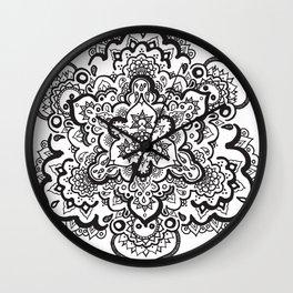 MAGIC MANDALA Wall Clock