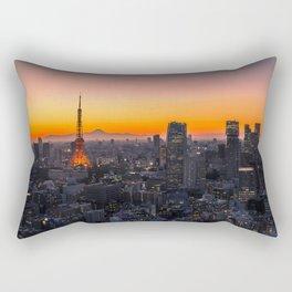 TOKYO 01 Rectangular Pillow