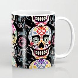 Happy calaveras Coffee Mug