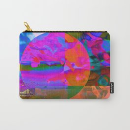 trippy dippy fish Carry-All Pouch