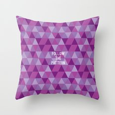 FTP Throw Pillow