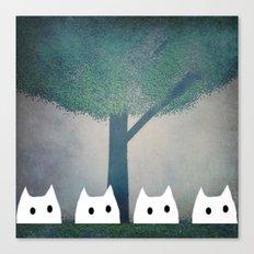 cat-185 Canvas Print