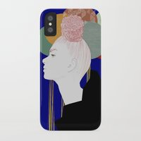 nordic iPhone & iPod Cases featuring NORDIC ART by J. Holmgren Design