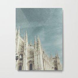 Duomo, Milan (2) Metal Print