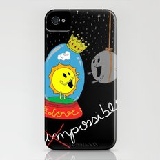 Possible Love Slim Case iPhone (4, 4s)
