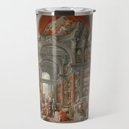 Picture Gallery with Views of Modern Rome Travel Mug