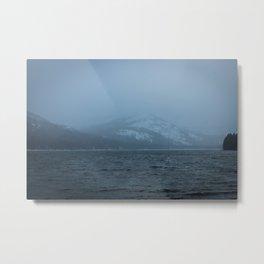 Donner Lake, CA Metal Print