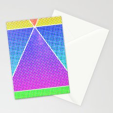 tri-double double Stationery Cards