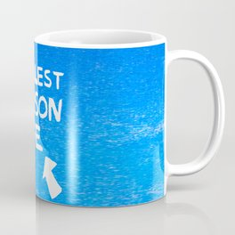 The Coolest Person Here Coffee Mug