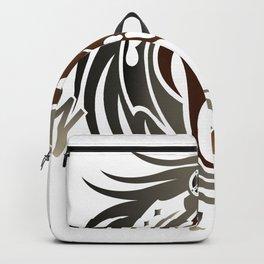 Warrior Society (Horse) Backpack