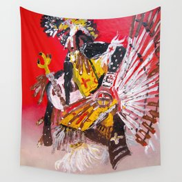 Cloud Dancer Wall Tapestry
