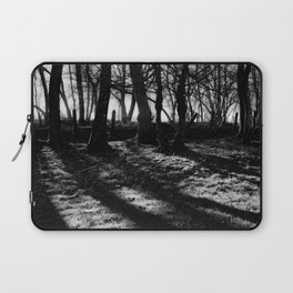 If You Go Down to the Woods Today... Laptop Sleeve