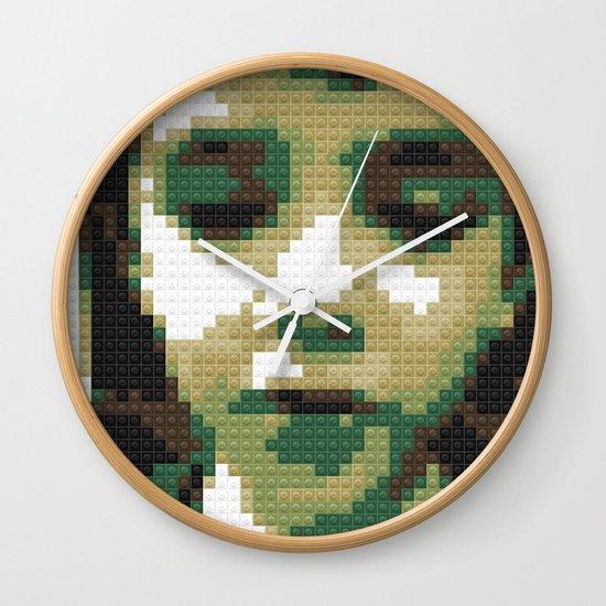 lego Zaine Wall Clock