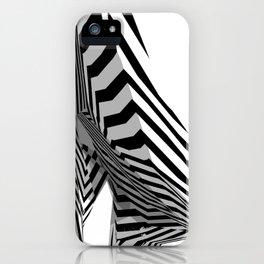 'Untitled #02' iPhone Case
