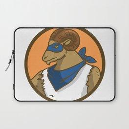 superhero capricorn Laptop Sleeve