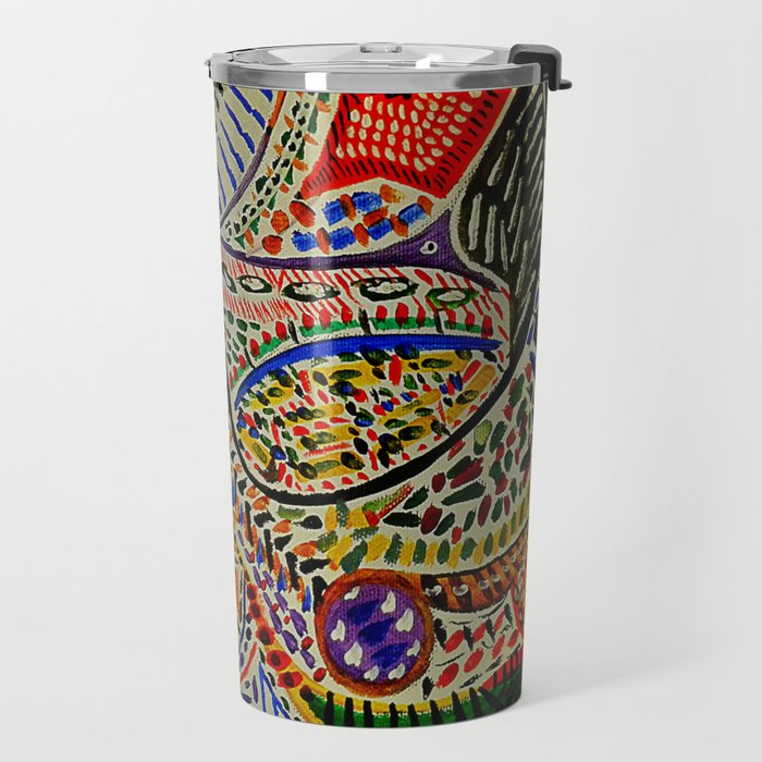 Points I Travel Mug