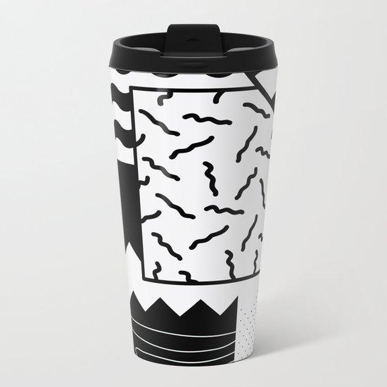 Sharkephant Metal Travel Mug