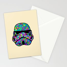 Colourful Strom Trooper Stationery Cards
