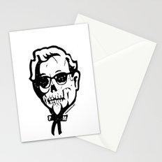 Skull Sanders No. 3 Stationery Cards