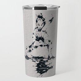 Splaaash Series - Lan Lan Ink Travel Mug