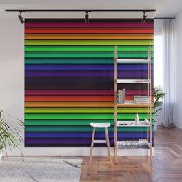 Spectrum Wall Mural