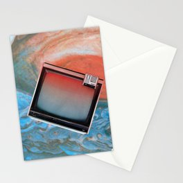 static flow Stationery Cards