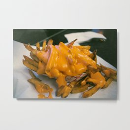can i get cheese with that? Metal Print
