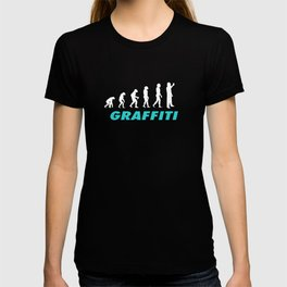 Graffiti Team T-Shirts T-shirt
