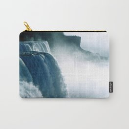 niagara, waterfall, splashing, upland Carry-All Pouch