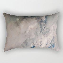 Strange sky Rectangular Pillow
