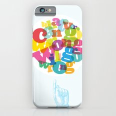 Whatever can go wrong will go wrong iPhone 6s Slim Case