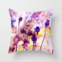 Standing strong together Throw Pillow