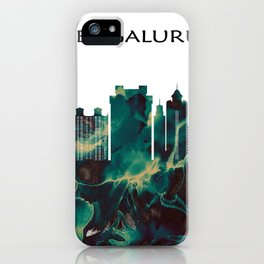 Bengaluru Skyline iPhone Case
