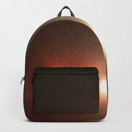 Abstracte Light Art in the Dark 13 Backpack