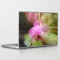 big bang Laptop & iPad Skins featuring Big Bang by Minartesia