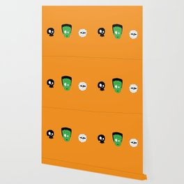 Halloween trio Wallpaper