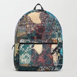 Golden Gingko Backpack