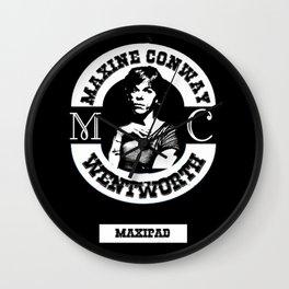 MAXINE CONWAY Wall Clock
