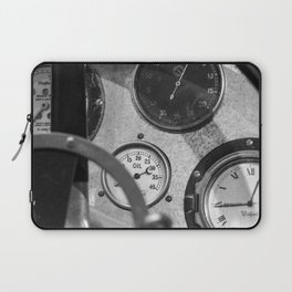 Vintage Car 6 Laptop Sleeve