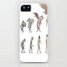 Darwin's Inspiration Mug iPhone Case