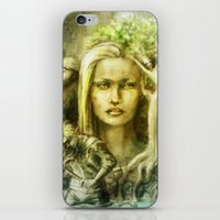 norway iPhone & iPod Skins featuring Norway by Holly Carton