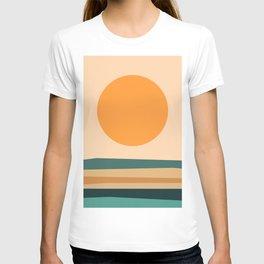 Abstract Landscape 10B T-shirt