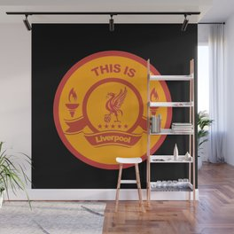This Is Liverpool Wall Mural