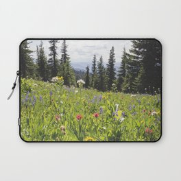 Sub-alpine Meadow Laptop Sleeve