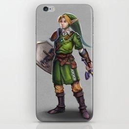 The Legend of Zelda: Link iPhone Skin