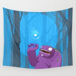 Ghost of Mello Marsh Wall Tapestry