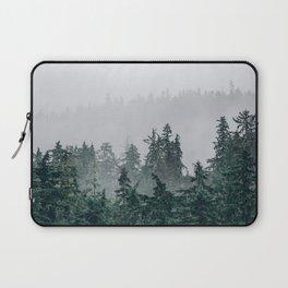 The Faded Fog Laptop Sleeve