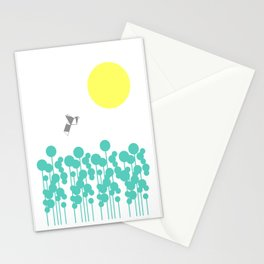 Morning Meadow  Stationery Cards