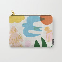 Abstraction_Nature_Beautiful_Day Carry-All Pouch